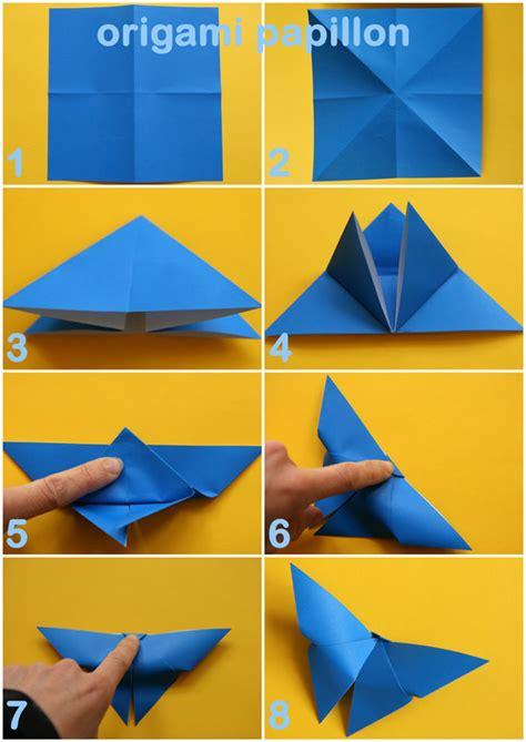 origami wheels un origami d 233 licat de papillon cabane 224 id 233 es