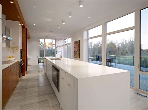 kitchen design edmonton white kitchen island contemporary home in edmonton canada