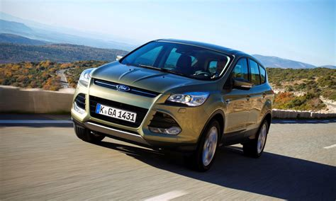 Ford Sub by 2013 Ford Kuga Sub 30k Price Confirmed Photos 1 Of 4
