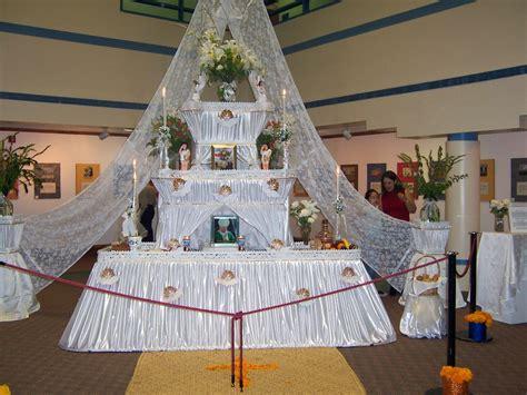 imagenes de altares de novenarios con papel el mejor lugar para celebrar el d 237 a de muertos 2 hoy