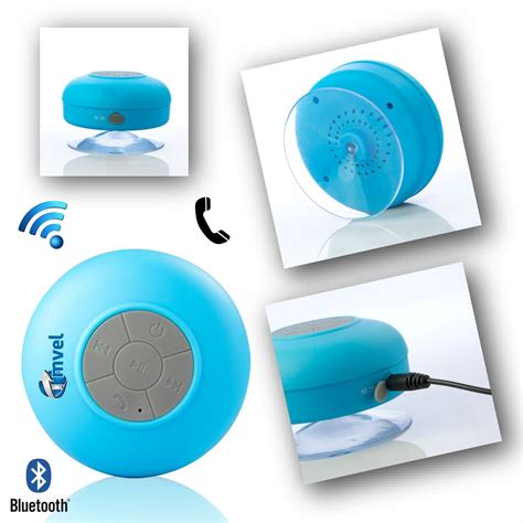 bathroom speaker bluetooth tmvel bluetooth shower speaker tools and toys