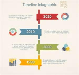 infographic timeline illustrations on creative market