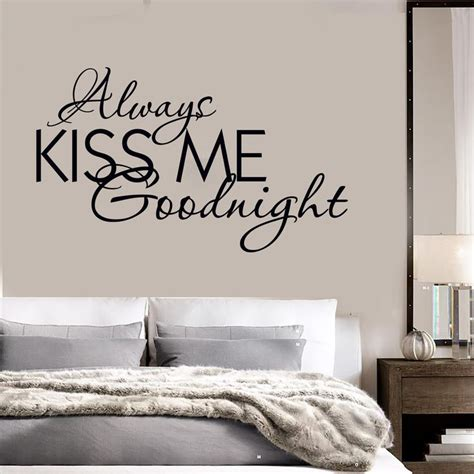 vinyl sayings for bedroom 17 best bedroom wall quotes on pinterest bedroom signs