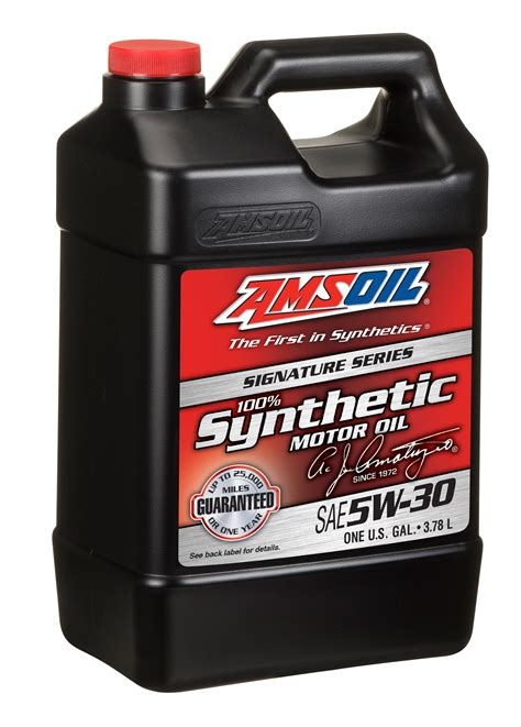 Amsoil Signature Series 5w30 Liter amsoil signature series 5w30 100 synthetic asl