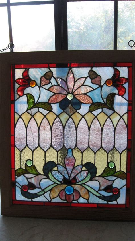 vintage stained glass ls faux stained glass window film australia victorian