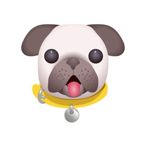 pug emoji everyone stay calm there s a pug emoji coming bt