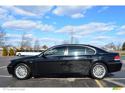 2009 bmw 745li black sapphire metallic 2005 bmw 7 series 745li sedan