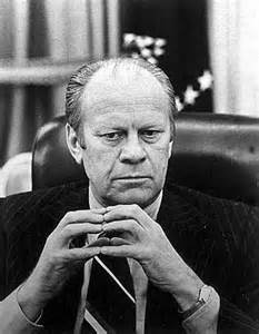 Gerald R Ford Nmah In Memoriam President Gerald R Ford