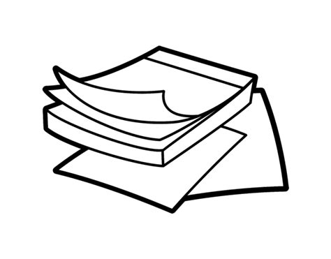 coloring book liner notes post it notes coloring page coloringcrew