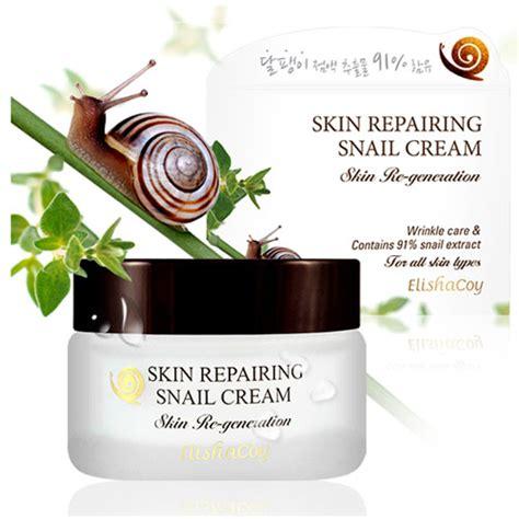 Premium Gold Mineral Pact elishacoy always skin repairing snail cream elishacoy