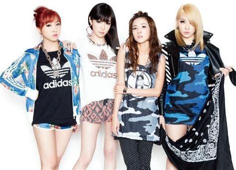 Kaost Shirttshirtbaju Kpop 2ne1 Photo 7 kpop 2ne1