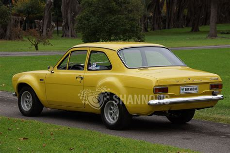 ford escorts sold ford rs1600 mk1 coupe lhd auctions lot 36