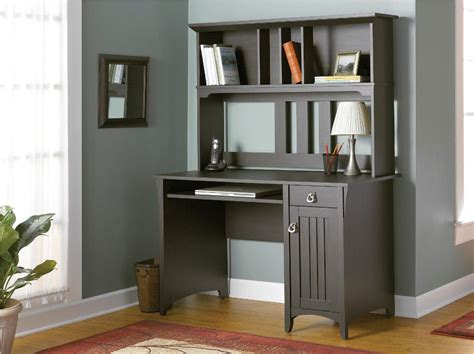 grey desk with hutch best small corner desk with hutch interior exterior