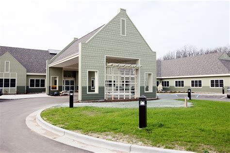 Borgess Gardens by Extending Care New Borgess Nursing Facility Is Area S