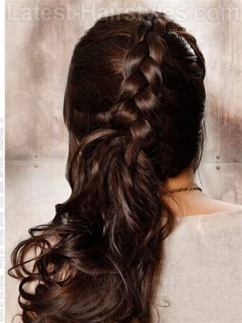 plait at back of hairstyle 10 french braid hairstyles that add flair to your look