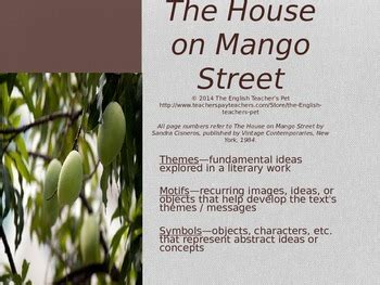 themes in house on mango street the house on mango street house plan 2017