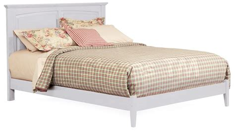 monterey platform bed monterey platform bed open footrail white beds