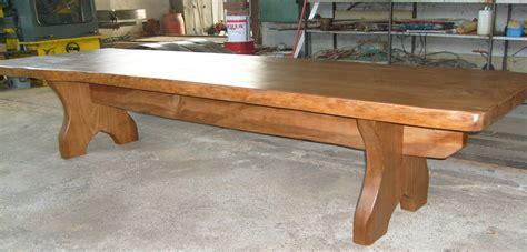produzione tavoli in legno tavoli in cedro massello segheria brianwood