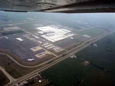 Toyota Plant Indiana Flickr Photo