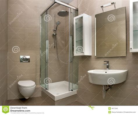 interior of bathroom bathroom interior stock photography image 4977242