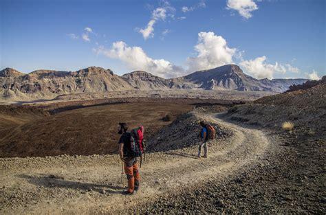 el ascenso del nueve 7 monta 209 a blanca el teide peak trails tenerife