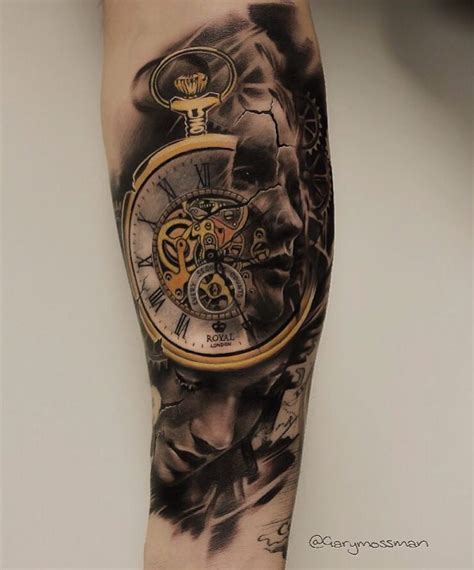 gary tattoo clock insider