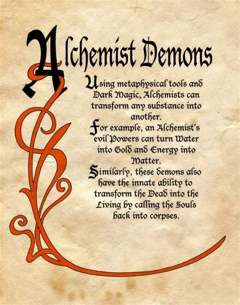 like a witch s brew books image alchemist demons jpg charmed book of shadows