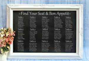 building your wedding seating chart the do s and the don
