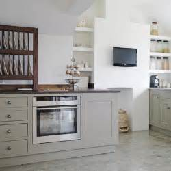 Light Grey Painted Kitchen Cabinets Mad About Grey Kitchens