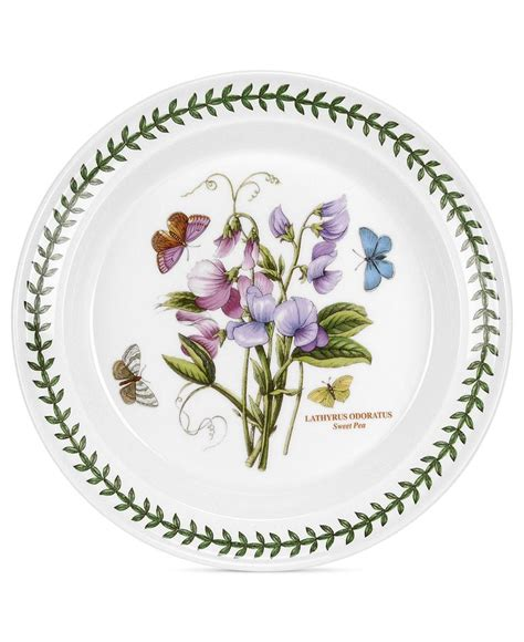 Botanic Garden Portmeirion Dishes Portmeirion Dinnerware Botanic Garden Dinner Plate