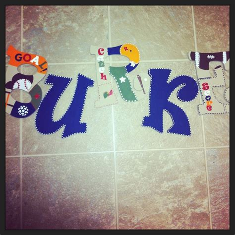 sports themed crafts for sports themed crafts