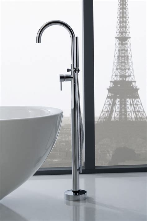 Floor Mounted Faucets For Tubs by 25 Best Images About Floor Mounted Tub Fillers On