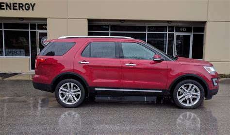 2017 ford explorer limited review 2017 ford explorer limited review unfinished