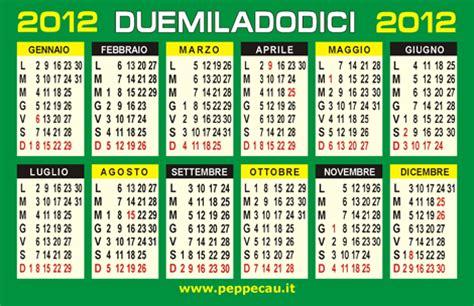 Anno 0 Calendario Calendario 2012 Pdf Imagui