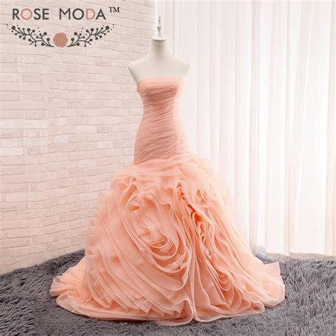 Brautkleider 3d by Kaufen Gro 223 Handel Blush Hochzeitskleid Aus China