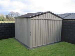 Steel Sheds Northern Ireland by Metal Sheds Metal Garden Sheds Metal Sheds Ireland