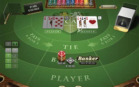 player banker baccarat best baccarat casinos