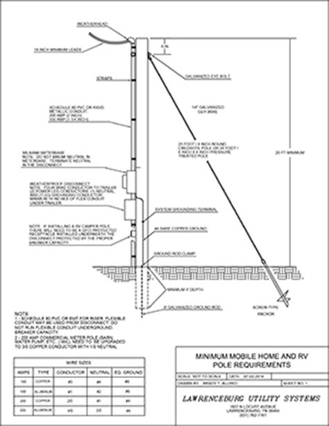temporary power pole diagram temporary wiring diagram free