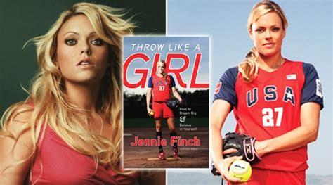 biography book on jennie finch jenny finch sexy pics