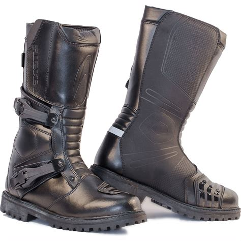 best bike boots 10 of the best adventure boots visordown