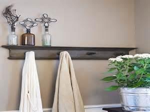 Unique Bathroom Towel Holders » New Home Design
