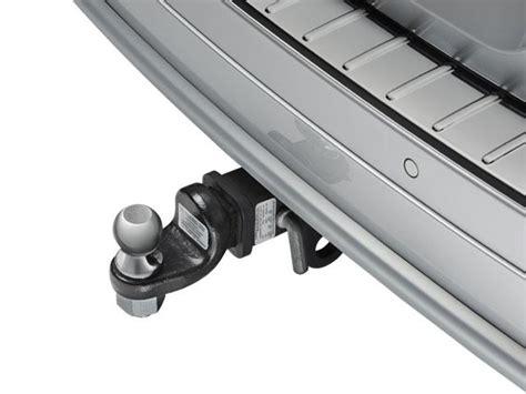 volkswagen atlas trailer hitch  pin connector black ball installation mount ln