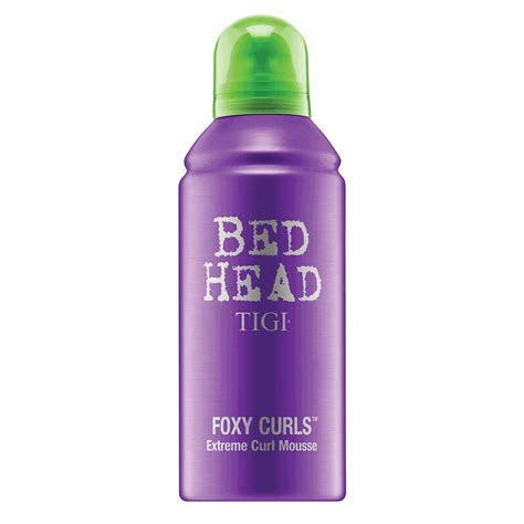 bed head foxy curls bed head foxy curls extreme mousse tigi cosmoprof