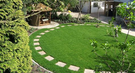 How To Design Backyard Landscape by Home Gagajoo Landscapes