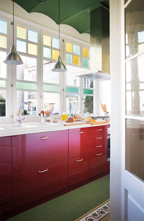 cocinas  color