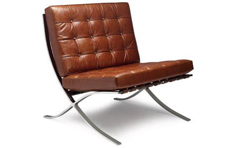 barcelona armchair barcelona chair classic designer furniture from iconic interiors