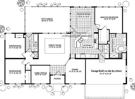 modular floor plans ranch ranch house landscape ideas house free download home plans