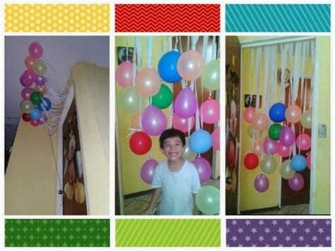 decorar cuarto de cumpleaños m 195 161 s de 25 ideas incre 195 173 bles sobre sorpresa de puerta de