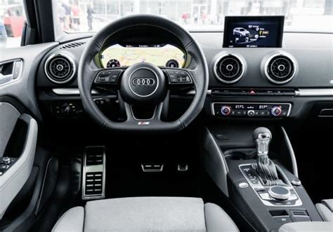 a3 interni nuova audi a3 primo contatto prezzi e motorizzazioni