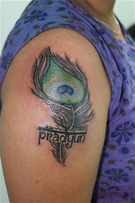 krishna tattoo 25 best ideas about krishna on peacock